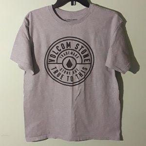 Volcom Tops - Volcom gray tshirt